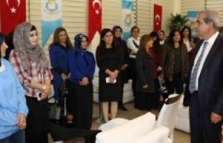 Haliliye Belediyesi, Kadınlara Tarihin Sıfır Noktasını...