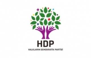 HDP'den 'sokağa inme' çağrısı