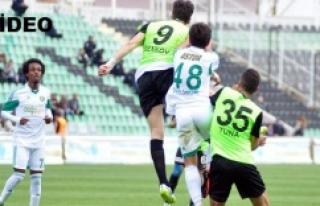 İşte Urfaspor'un müthiş golleri...