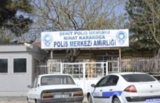 Molotof Atan 2 Kişi Gözaltına Alındı