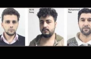 O IŞİD'li bombacıya PKK'lılar yardım...