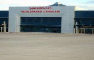 Urfa GAP Havalimanında bakın ne ele geçirildi?