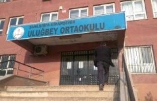 Viranşehir'de şok olay...