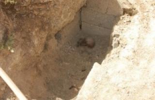 30 yıllık mezarı açtılar