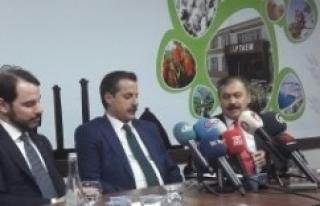 Bakan Çelik Bursa'da konuştu