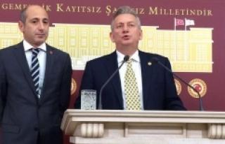 CHP'li Vekilden Başbakan'a Urfa çağrısı…