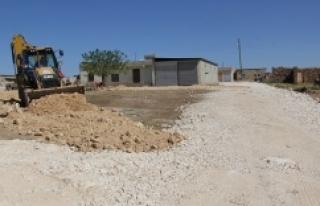Eyyübiye'de çalışmalar son hız devam ediyor
