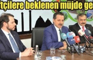 Bakan Çelik, Urfa'da aldıkları kararları açıkladı