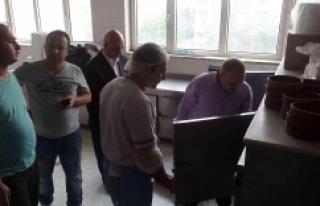 Haliliye'de zabıta ekiplerinden sıkı denetim