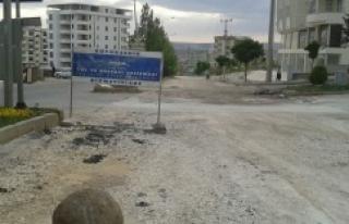 Karaköprü'ye büyükşehir sektesi