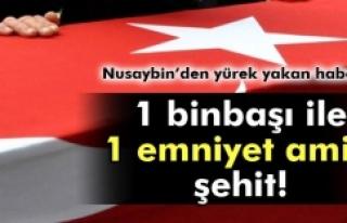 Nusaybin'den acı haber