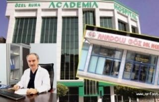 Urfa'daki iki hastaneye müjde...
