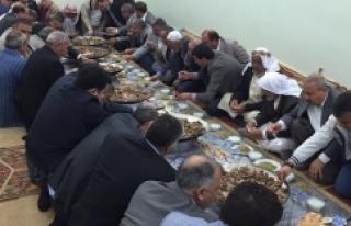 Aşiret önderlerinden Erdoğan'a tam destek