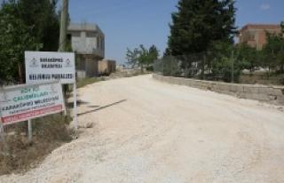 Gelibolu Mahallesi tozdan arındırılıyor