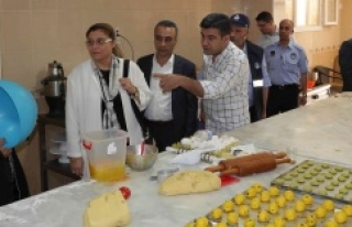 Haliliye'de gıda denetimleri sürüyor