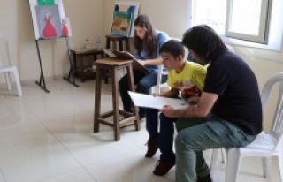 Haliliye'de ücretsiz resim kursu