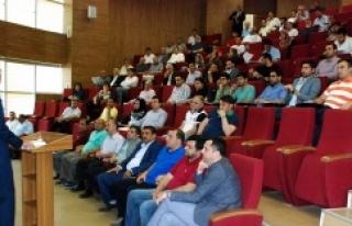 ŞUTSO'dan uzlaşma kültürü semineri