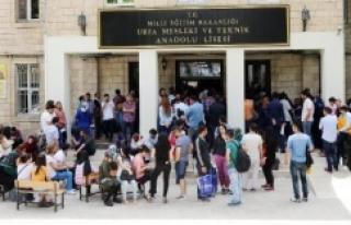 Urfa'da 20 kişilik işe rekor başvuru