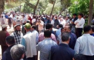 Urfa'da 4 bin kişi bu sınava girdi