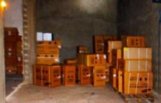 Urfa'da 500 bin TL'lik operasyon