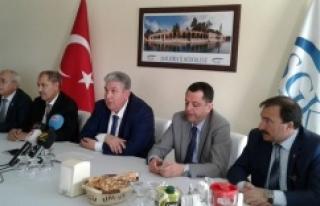 Urfa'da sosyal güvenlik haftası kutlanıyor