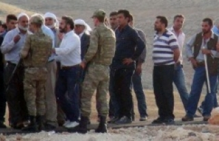 Urfa'da tüfekli kavga: 2 yaralı