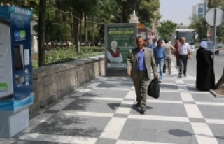 Urfa'da ulaşım çıtası yükseliyor