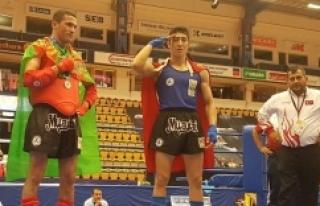 Urfalı Oğuz dünya şampiyonu oldu