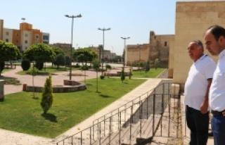Çiftçi: Urfa'yı turizmin merkezi yapacağız