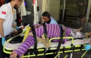 Bir feci kaza daha: 2 ölü, 25 yaralı