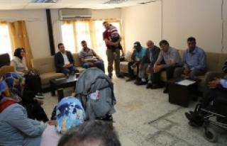 Karaköprü'de engelli merkezi kuruluyor