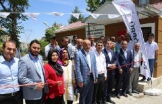 Karşıyaka'da muhtar evi hizmete açıldı
