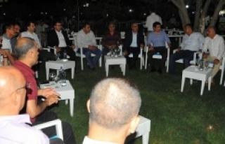 Memleket Meclisi'nde Urfa'nın sorunları...
