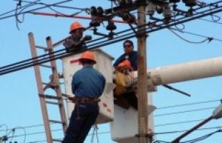Pazar günü Urfa'da elektrik yok!
