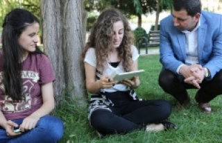 Parklarda ücretsiz internet dönemi başladı