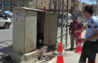 Urfa'da patlama: 2 yaralı