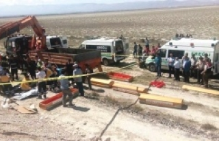 Urfa'yı yasa boğan kaza: 10 ölü, 4 yaralı