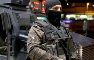 Urfa'da terör operasyonu..