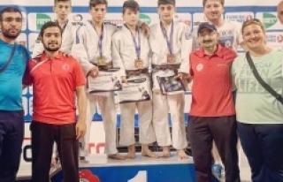 Urfalı judoculardan büyük başarı