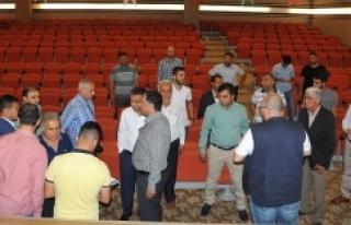 Urfaspor kongresi ertelendi