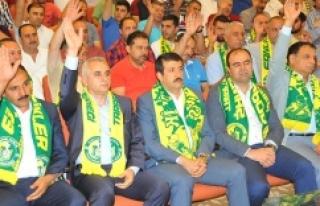 Urfaspor'un yeni Başkanı Bağıban oldu