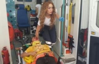 10 yaşındaki çocuk ağır yaralandı