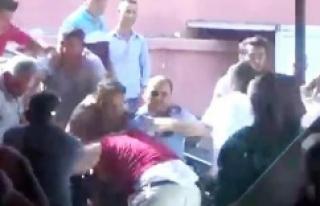 Ambulans şoförünü dövdüler