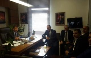 Ankara'da Urfayı konuştular...