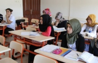 Eyyübiye'de ücretsiz yaz kursu
