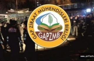 GAPZMD'nden kınama