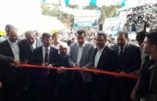 Haliliye'de 34 tesisin açılışı yapıldı