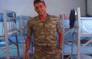 O asker askerliğini Urfa'da yapmış!