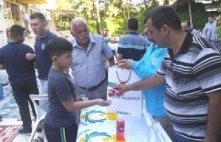 Urfa'da bayram gelenekleri sürüyor