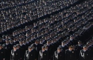 10 Bin polis adayı alınacak. İşte şartları...